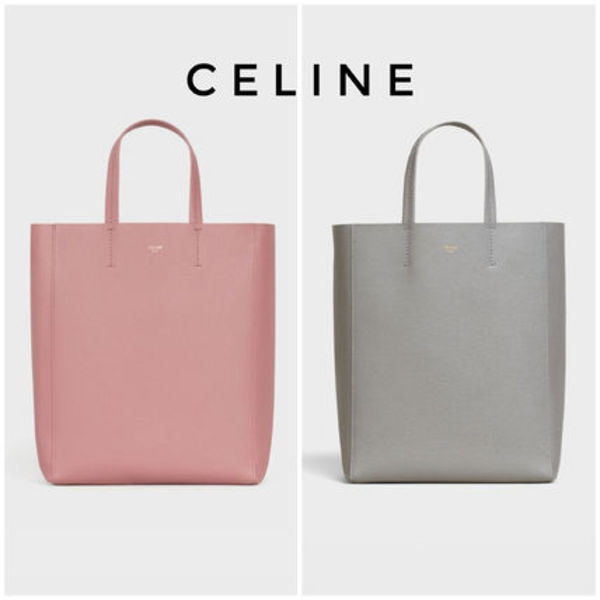 【CELINE】新色☆Small Cabas カーフスキントート◆安心追跡付!