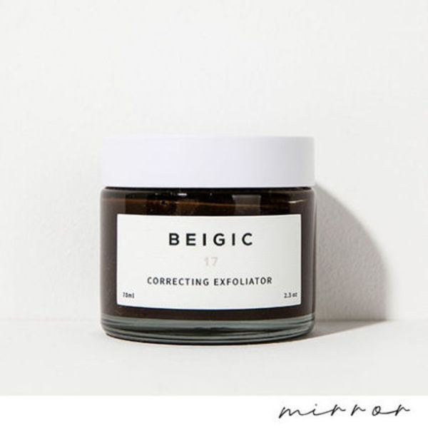 日本未入荷:::BEIGIC:::COLLECTING EXFOLIATOR(送料込み)