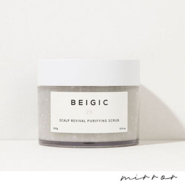 日本未入荷::BEIGIC::SCALP REVIVAL PURIFYING SCRUB(送料無料)