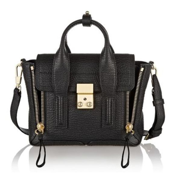 【 3.1 Phillip Lim 】 PASHLI MINI SATCHEL ミニ サッチェル 黒