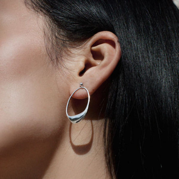 【 BAR JEWELLERY 】DIP EARRINGS