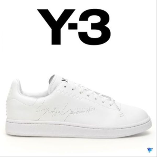 【Y-3 】yohji court sneakers