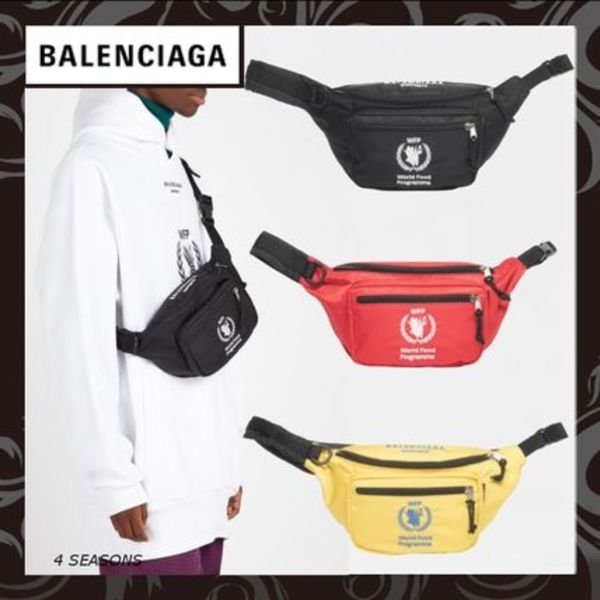 早期完売★BALENCIAGA World Food Programme ダブルパック★New