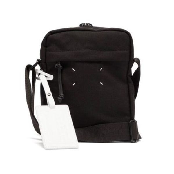 Maison Margiela 19FW Stereotype Canvas cross-body bag