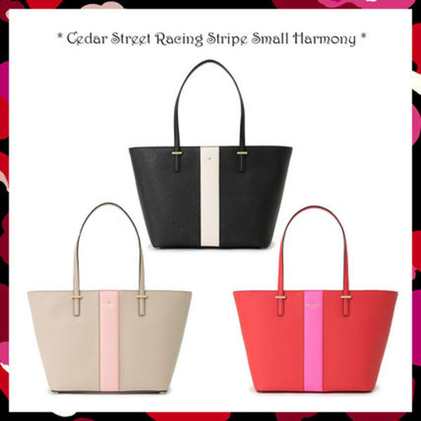 【セール!】Kate Spade* Racing Stripe Small Harmony