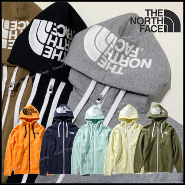 《大人気》THE NORTH FACE★REARVIEW FULLZIP HOODIE