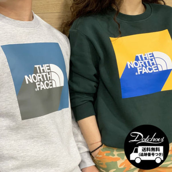 THE NORTH FACE TONTO SWEATSHIRTS MU1138 追跡付