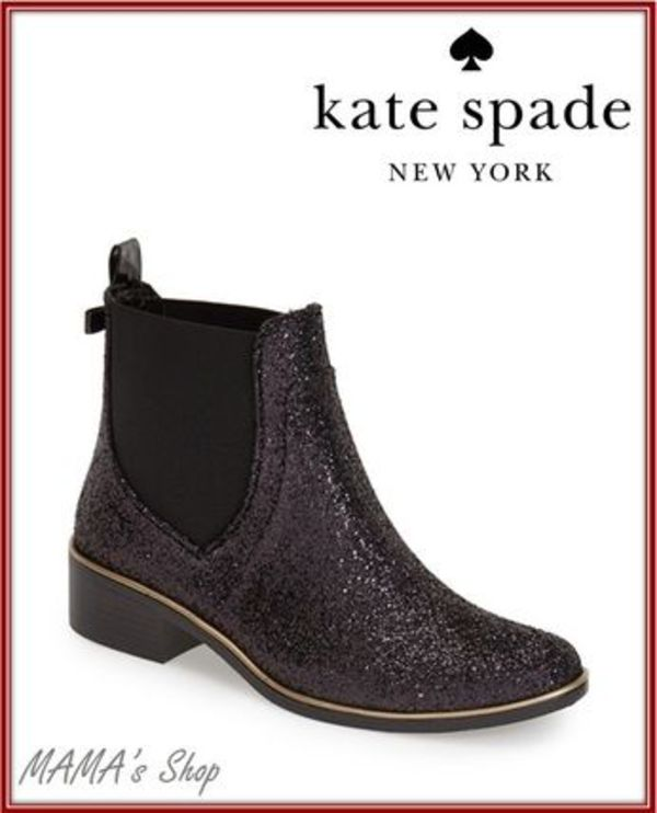 大人気☆ kate spade new york SEDGEWICK Rubber Rain Boot
