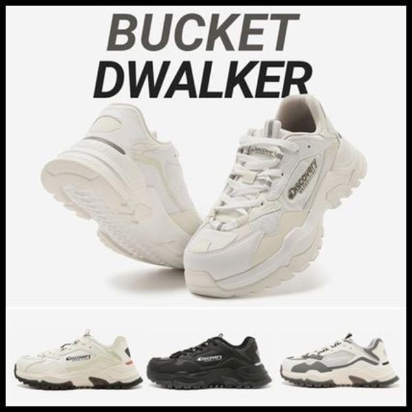 ☆Discovery EXPEDITION☆ スニーカー BUCKET DWALKER (4color)