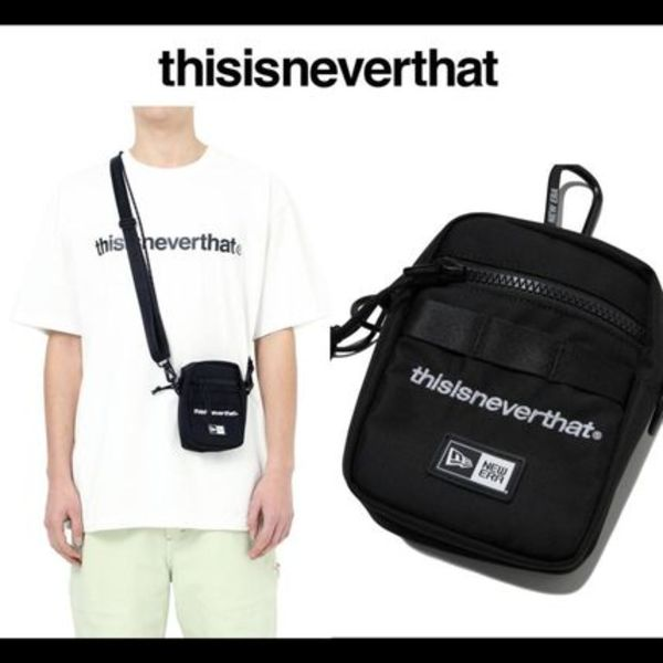 thisisneverthat x New eraコラボ★MULTI CASE TNT BLACK