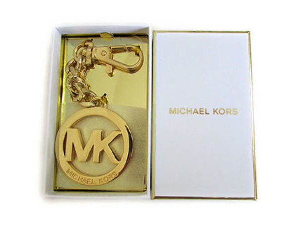 【返品可】MICHAEL Michael Kors KEY CHARMS MK Key Chain
