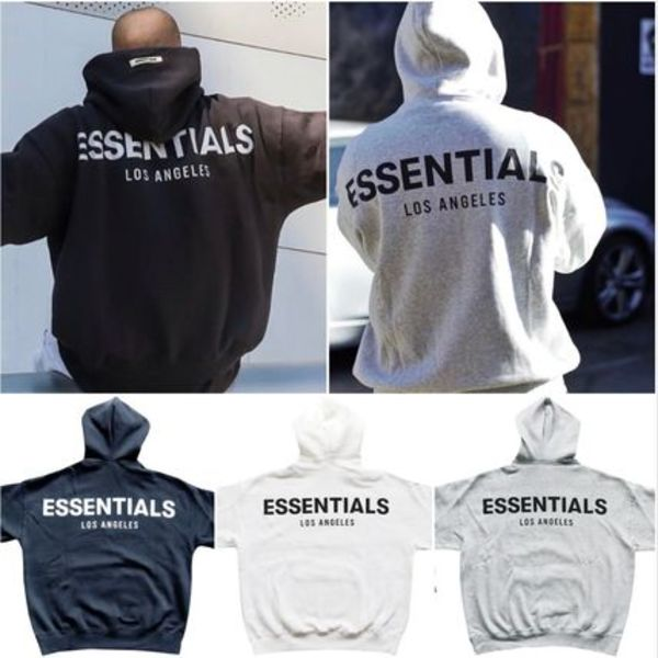 LA限定☆【FEAR OF GOD】Essentials Pullover Hoodie フーディ
