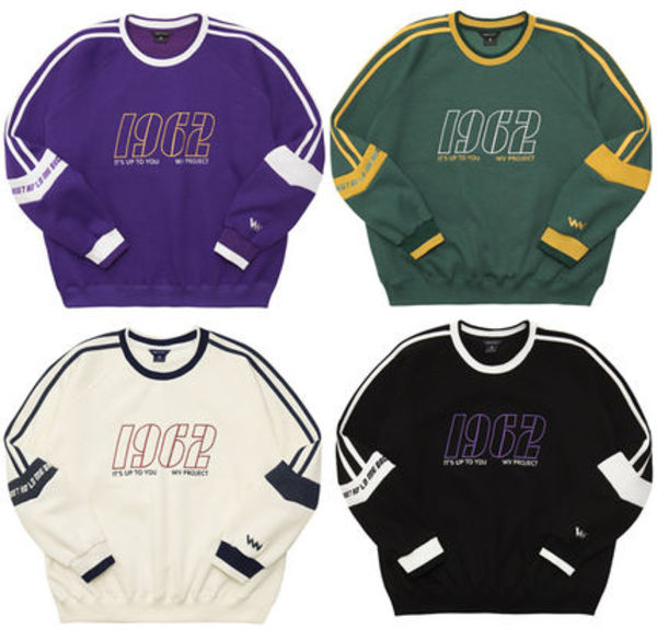 ★WV PROJECT★Kelly sweatshirts★4色★スウェット★