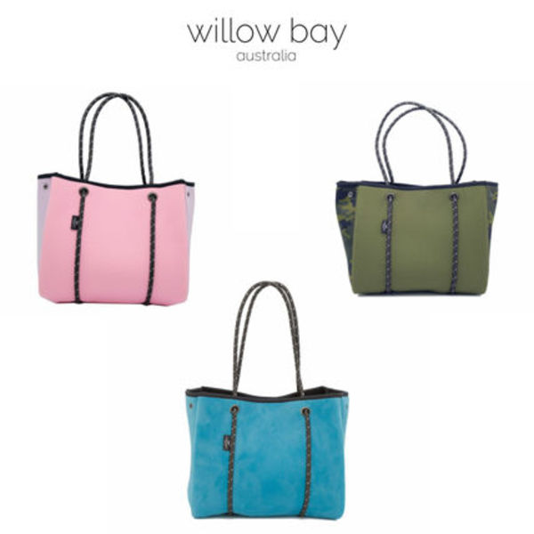 ウィローベイ Willow Bay KIDS DAYDREAMER NEOPRENE TOTE BAG