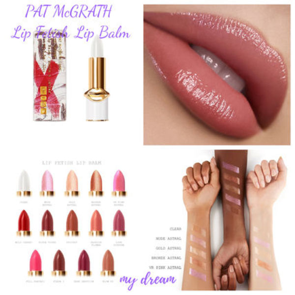 PAT McGRATH★ LIP FETISH LIP BALM(全9色)