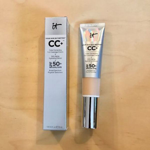 【即発】it cosmetics CC+ Cream with SPF 50+