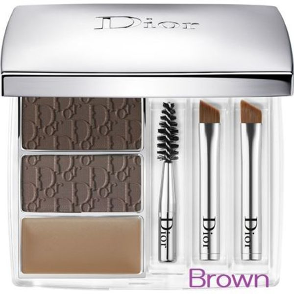 【Christian Dior】All-In-Brow 3D ロングウエア ブロウ キット
