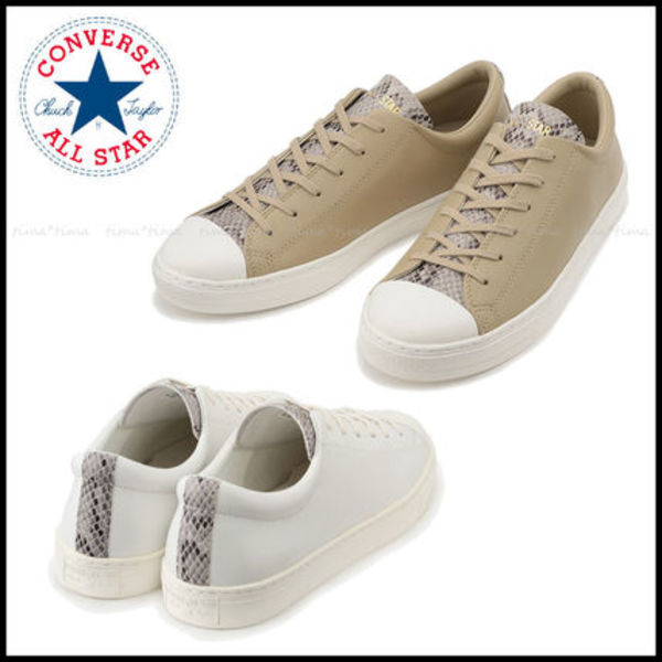 【国内発】CONVERSE◆ALL STAR COUPE SNK OX レザーの高級感◎