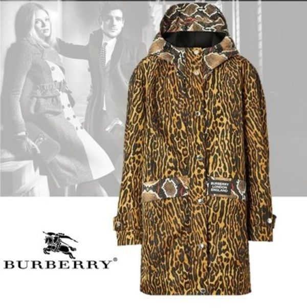 【BURBERRY】COAT