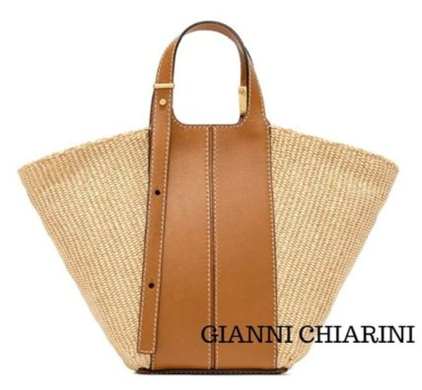 GIANNI CHIARINI☆DILETTA HAND BAG スモール