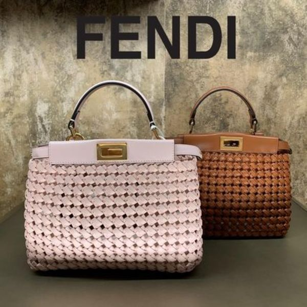 FENDI 20SS PEEKABOO ICONIC MINI スモール*選べる2カラー