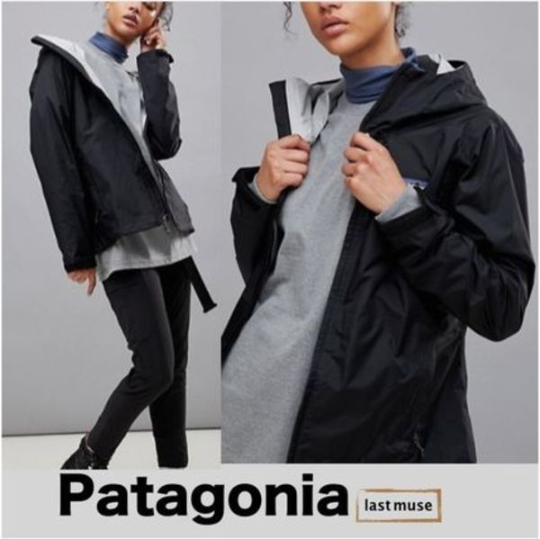 Patagonia】パタゴニア ジャケット Torrentshell Jacket /Black