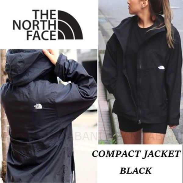 人気☆THE NORTH FACE☆WOMEN'S COMPACT JACKET★国内発送