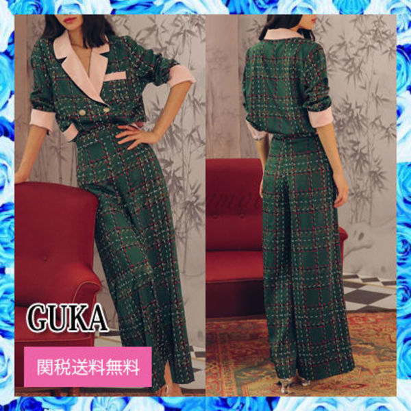 GUKA★Lesphil Suit Twopiece セットアップ○関税・送料無料○