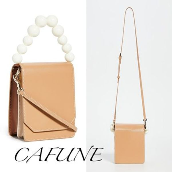 ☆Cafune☆Bellows Crossbody Bag