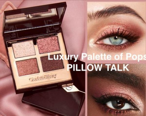 NEW★Charlotte Tilbury★Luxury Palette of Pops