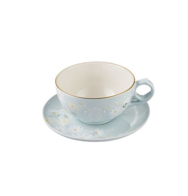 最安値挑戦 Starbucks★Spring siren mug and saucer 237ml