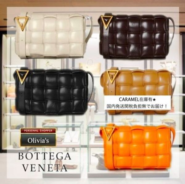 ◆BOTTEGA VENETA ◆PADDED CASSETTE BAG_先行予約2020SS新作