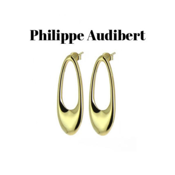 【国内発送】★Philippe Audibert★Gold - EARRINGS AI ピアス