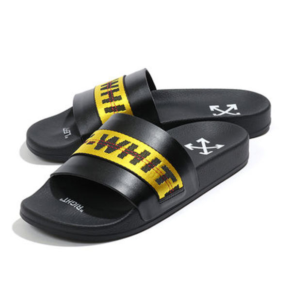OFF-WHITE VIRGIL ABLOH OMIA088 S19 C22034 シャワーサンダル
