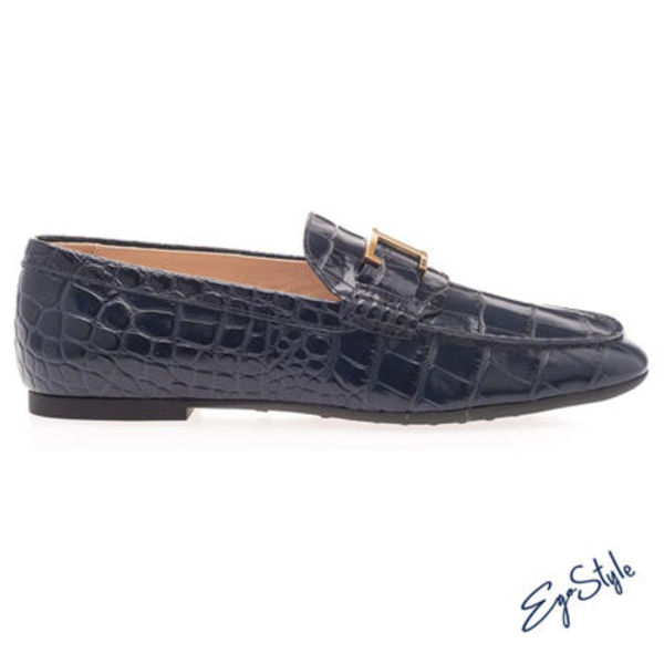 TOD''S FLAT SHOES LOAFERS