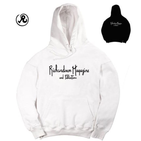 *新作* Richardson And Publications Embroidered Hoodie