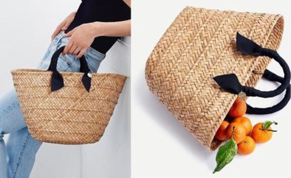 KAYU☆Rosie tote かごバッグ トート 関税/送料込