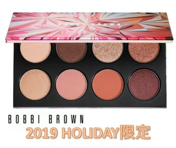 【BOBBI BROWN】2019AW新作☆Love in the Afternoonアイパレット