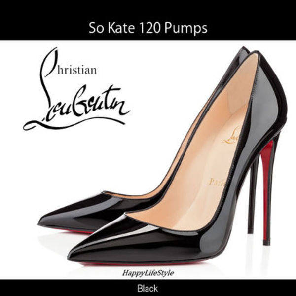 So Kate 120 パンプス Black★Christian Louboutin