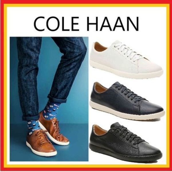COLE HAAN★Grand Crosscourt II Leather Sneaker スニーカー
