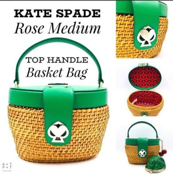 ★KATE SPADE★送関税★アメリカ国内で即完売した激レアバッグ♪