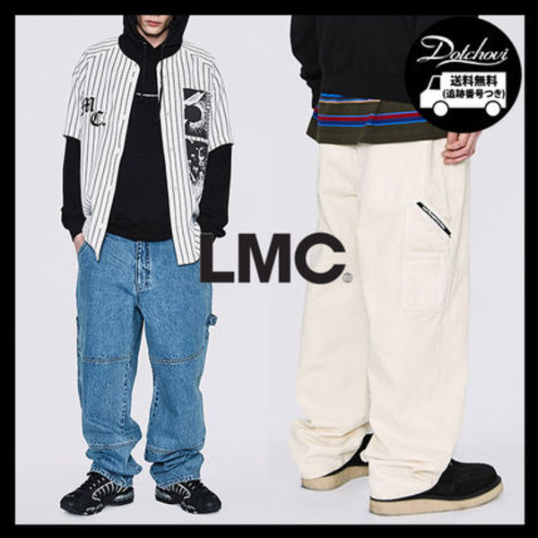 LMC FN LOOSE DENIM CARPENTER PANTS MH1397 追跡付