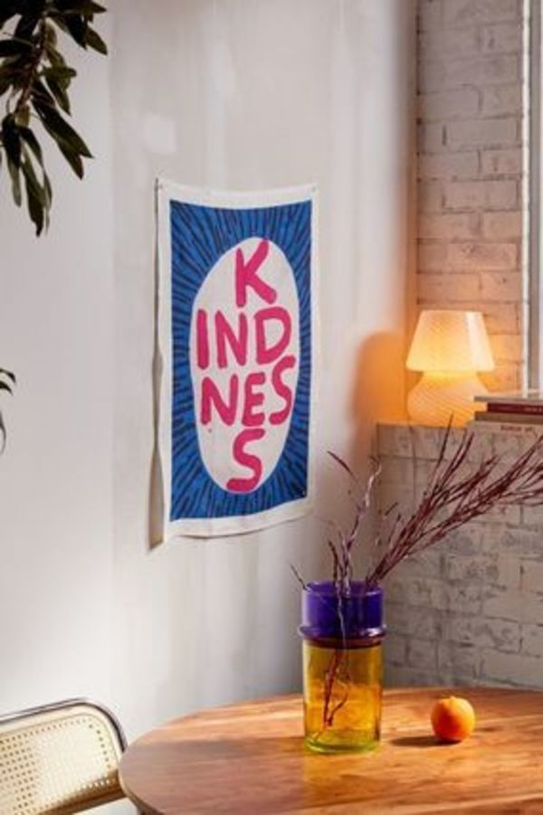 【日本未入荷】David Shrigley Kindness Tapestry タペストリー