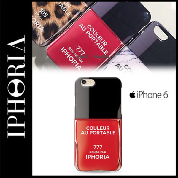 ★【関税返金・IPHORIA】iPhone6/Rouge Pur