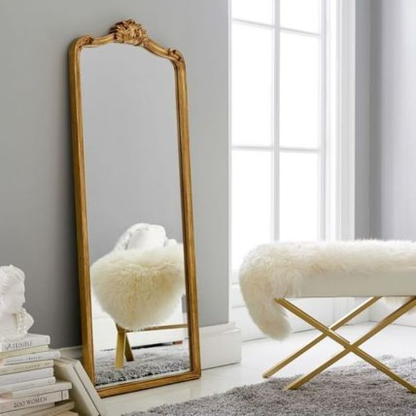 PB teen☆Ornate Filigree Mirrors 152x61㎝壁掛けミラー鏡 姿見