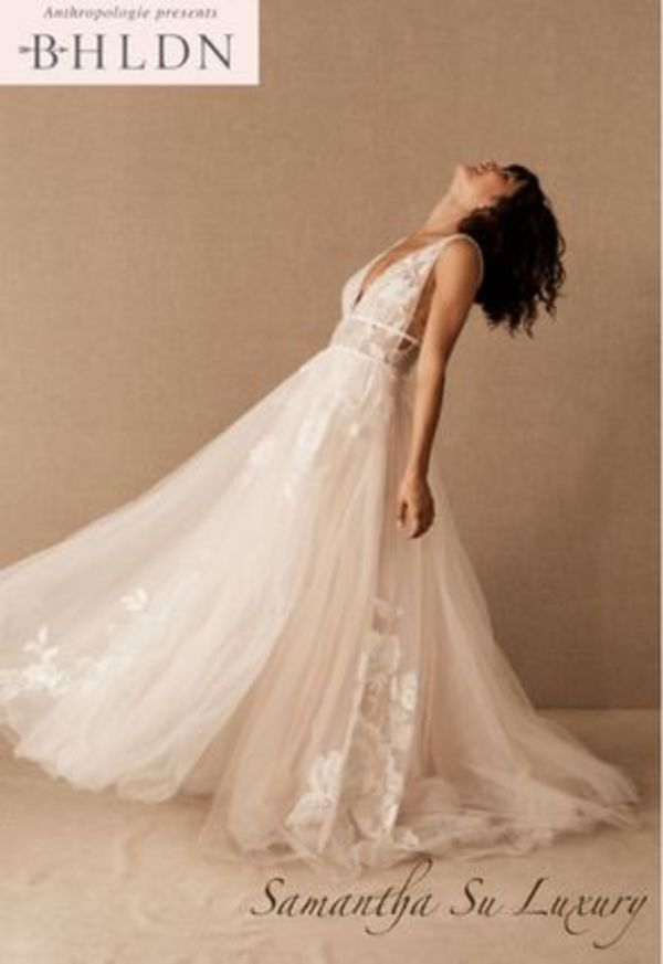 【BHLDN】ウエディングドレス☆Willowby by Watters Hearst Gown