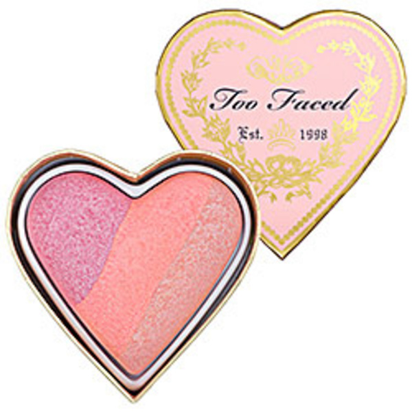 Too Faced☆Sweethearts Perfect Flush Blush☆チーク3色