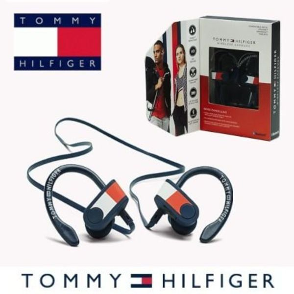 ★Tommy Hilfiger★ワイヤレス イヤフォン