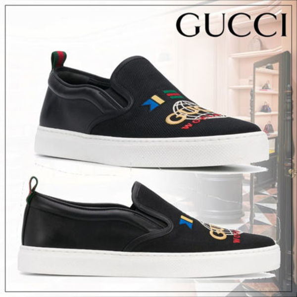 GUCCI グッチ 20SS 新作 Sneakers senza lacci スニーカー
