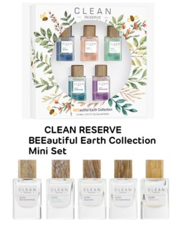 〈CLEAN RESERVE 〉BEEautiful Earth Collection Mini Set